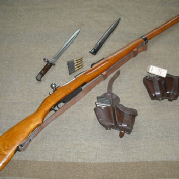 Austro-Hungarian Model 1895 Steyr-Mannlicher - Military and Wartime