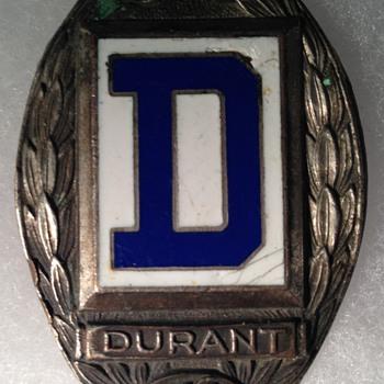 Enamel Car Badges