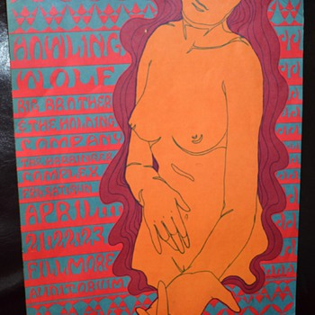 Bill Graham Presents Howling Wolf, Big Brother and the Holding Company, etc... - Posters and Prints