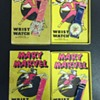 1948 Captain Marvel & Mary Marvel Wrist Watches in boxes
