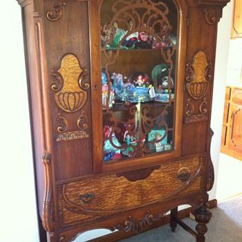 Great Grandmas Cabinet