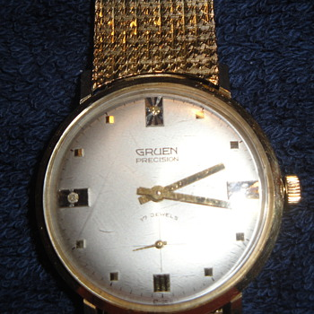 Moms gift to Dad in 1972 - Wristwatches