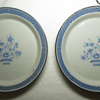REVISED- DANSK Designs Question - China and Dinnerware