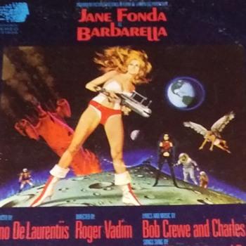 JANE FONDA IN 'BARBARELLA' - Records
