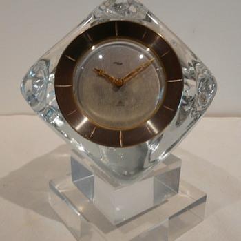 "SCHNEIDER - IMHOF ""PENDULETTE"" - Art Glass"