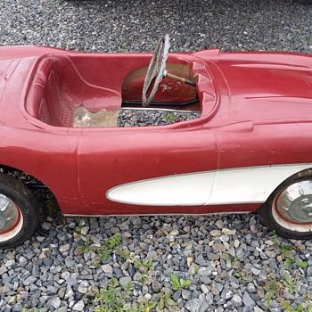Eska Corvette - Toys