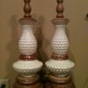 Kron ceramic lamps