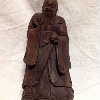 Bamboo Carving - Asian