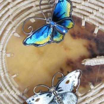 Butterflies From Norway