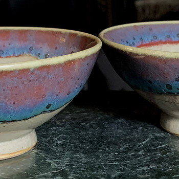 Two Perfect Little Bowls - Asian