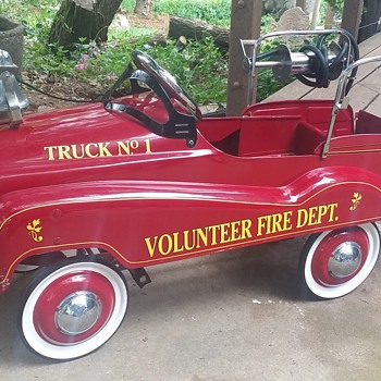 VFD Truck #1  - Model Cars