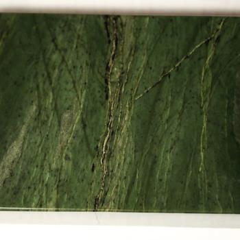 Beautiful Jade-like Stone Base