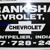 Chevrolet Magnets