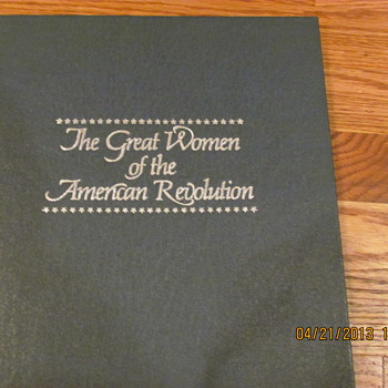 Franklin Mint The Great Woman of the American Revolution - US Coins