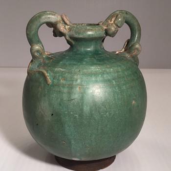 Liau Dynasty vase? - Asian
