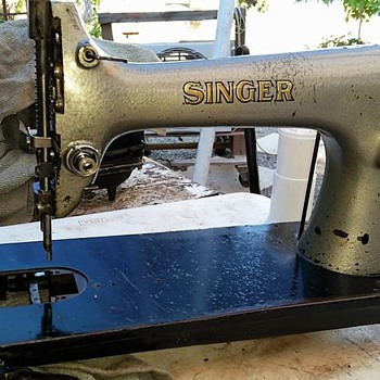 1924 Singer 31-20 Industrial Machine