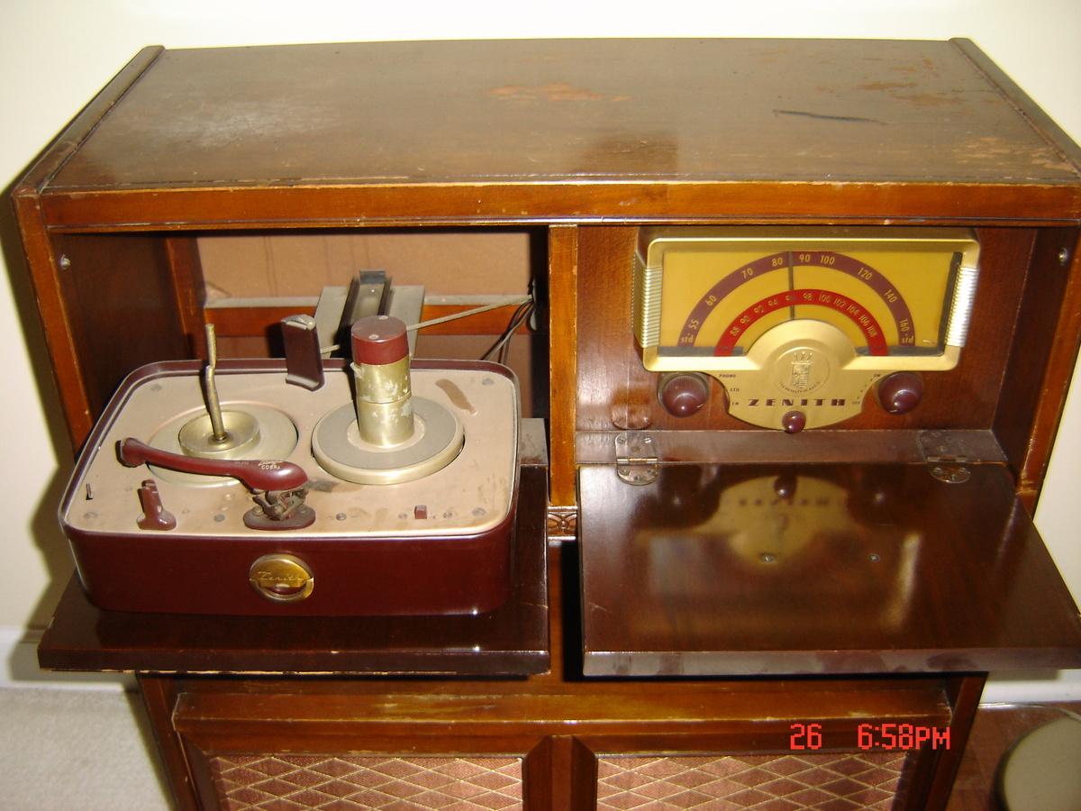 Old Zenith Radio   Collectors Weekly
