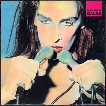 Difficult Listening 22 - DIAMANDA GALÁS - A girl and her piano - Records
