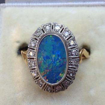 Bernard Instone ring - Fine Jewelry