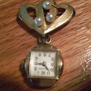 Still ticking after all these years! - Costume Jewelry