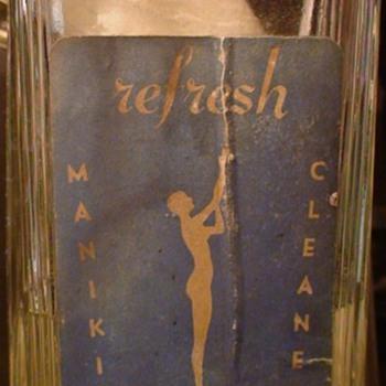 Refresh Manikin Cleaner - Art Deco