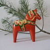 Nils Olsson Swedish Dala Horse