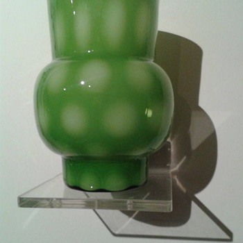 My vase - Art Glass