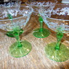Champagne Saucers?
