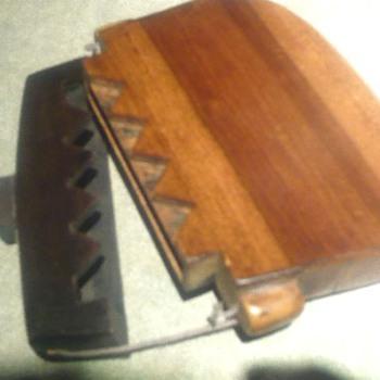 Japanese Wooden Box