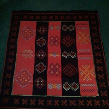 Indian Rug Mystery! - Rugs and Textiles