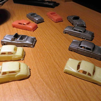 Trying to identify these from around 1954? - Model Cars