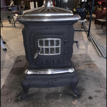 No 21 parlour stove  - Kitchen