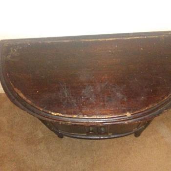 Small Cabinet - Furniture