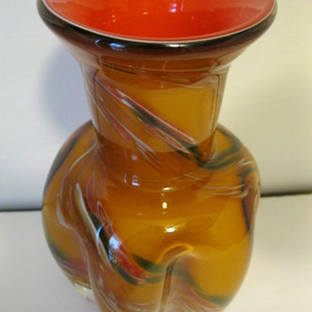 Not sure what this glass is called...but I love it ! - Art Glass