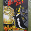 Black Art Tire Paint