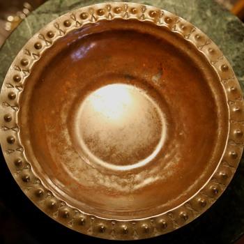 Hammered Copper Bowl - Made in Sweden - Kitchen