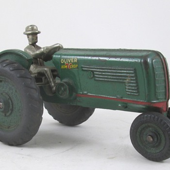 Arcade Oliver 70 Tractor - Model Cars