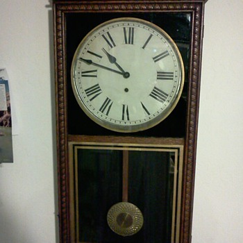 Sessions Wall Clock