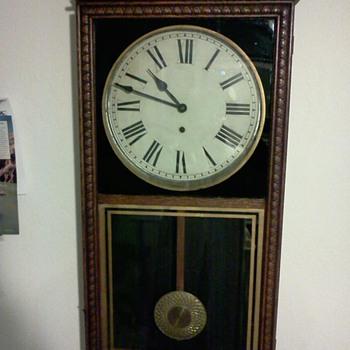 Sessions Wall Clock - Clocks