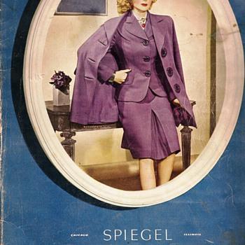 1944 Spiegel Catalog - Books