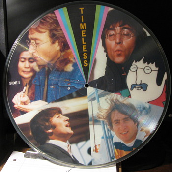 Beatles Picture Disk