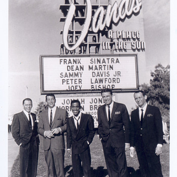 rat pack - Music Memorabilia