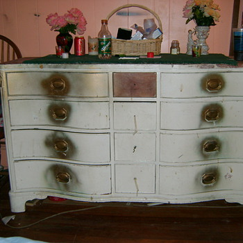 my favorite dresser morganton serpentine 12 drawer - Furniture
