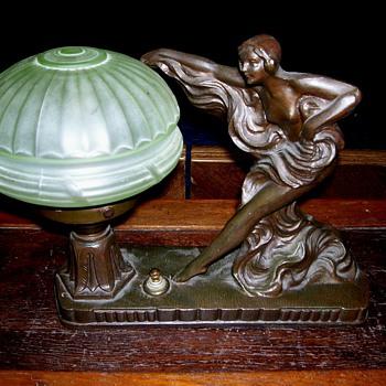 FRANKART LAMP - Lamps