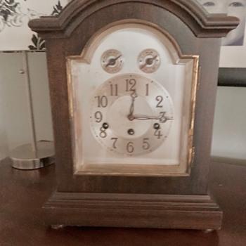 Wurttemberg B26 Mantel Clock - Clocks
