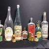 Labeled Antique Bottles, c. 1880s-1910s