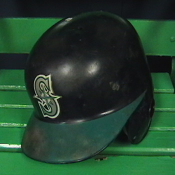 Alex Rodriguez Rookie Year Batting Helmet
