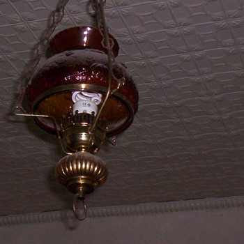 Old style lamps
