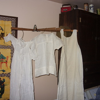 vintage little girl  clothes
