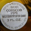 Avon Corncob Pipe Wild Country After Shave